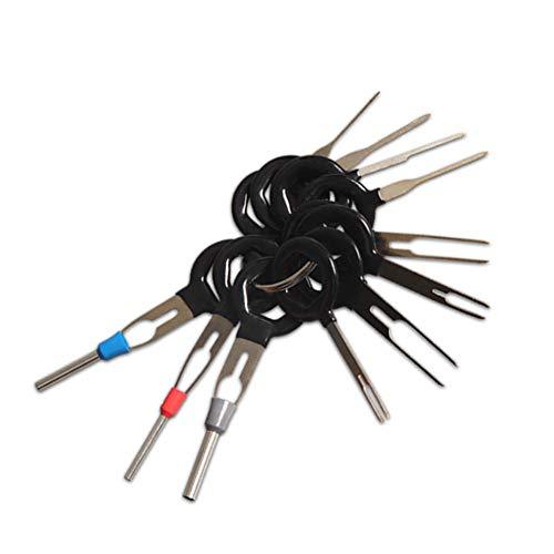 Fellibay Kit de reparación de roscas para vehículos automotores, 11 Piezas de Herramientas de dirección y suspensión para Coches
