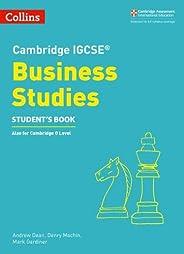 Cambridge IGCSE™ Business Studies Student's Book (Collins Cambridge IGCSE™)