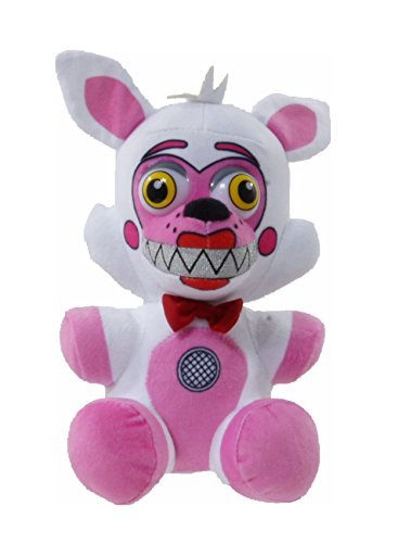 """Five Nights At Freddys - Funtime Foxy Plush - Brand New - 25cm 10"""""""