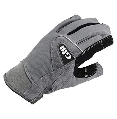 Gill Deckhand Kurzfingerhandschuhe - Erwachsene Unisex - Easy Stretch UV Sonnenschutz und SPF-Eigenschaften