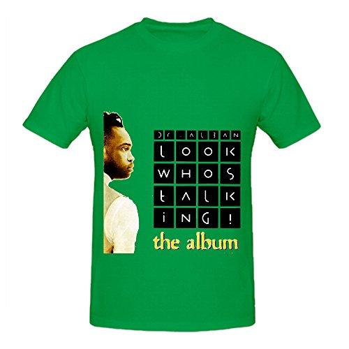 dr-alban-look-whos-talking-the-album-greatest-hits-men-round-neck-design-shirts-medium