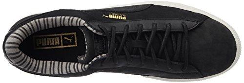 Puma Classic Citi, Baskets Basses homme Noir (Black)
