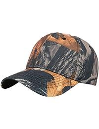 SUMTTER Cappello da baseball per berretto da baseball da uomo casual  tattico per camuffamento sportivo da 2a85fb2c3164