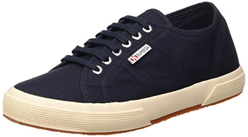 Superga 2750- Plus Cotu, Low-top femme Bleu