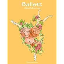Ballett-Malbuch für Erwachsene 1