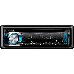 Kenwood Electronics KDC-BT47SD Autoradio CD/DVD Noir