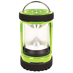41d8uYMZn1L. SS300  - Coleman Battery Lock Push Lantern 200 lumens Electric Lantern - Green
