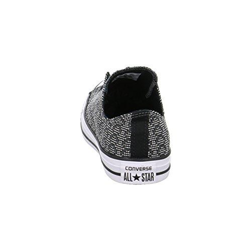Converse 155439c, Sneaker uomo Nero