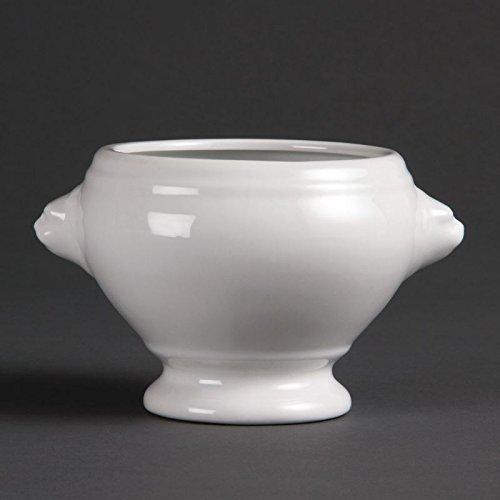 olympia-w442-bol-a-soupe-blanc-tete-de-lion-lot-de-6