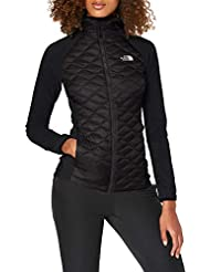 a171df2a2f The North Face Thermoball Doudoune à Capuche Hybride Femme
