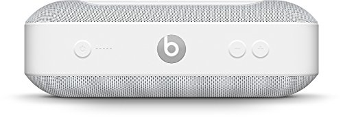 Apple Beats Pill+ - Altavoz portátil (Bluetooth, 3.5 mm, Li-ion), color blanco