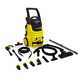 Electric Pressure Washer Vacuum 2150psi 2 in 1 Water Power Jet Sprayer High Power Garden Car