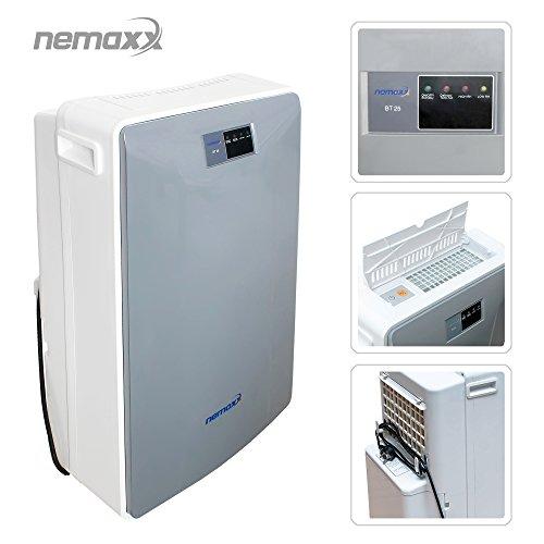 Nemaxx BT25 - Construcción secador/condensación