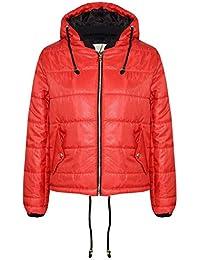 b9f84a467e65 Amazon.co.uk  Red - Coats   Jackets   Girls  Clothing