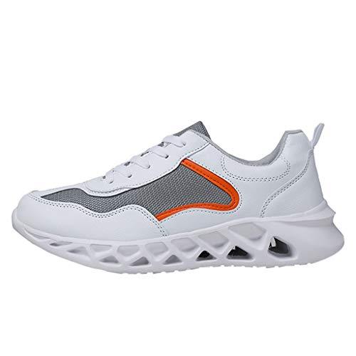 Oliviavan Scarpe Corsa Running da Uomo Sneakers Traspiranti a Rete Casual Sneakers Fitness Basse Trekking Estive Running All'Aperto Scarpe Estate, Shoes Viaggio Moda, Sneakers Casual Outdoor