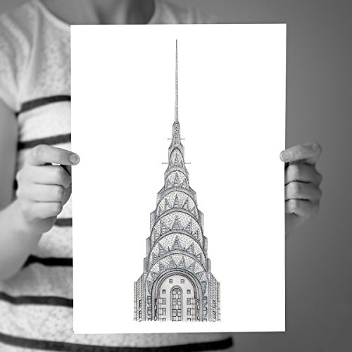 chrysler-building-new-york-city-art-detailed-pen-drawing-limited-edition-fine-art-prints-and-standar