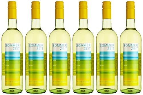 Sommerzeit Cuvee lieblich Weißwein (6 x 0.75 l)