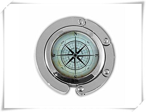 Nautisches Zubehör Kompass Geldbörse Haken Schirmhalter Windel oder Tasche Aufhänger Schirmhalter Und Kleiderbügel