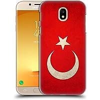 Head Case Designs Turquie Turque Drapeaux Vintage Étui Coque D Arrière  Rigide Pour Samsung Galaxy d9133b721f2c