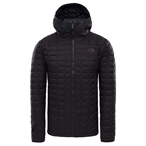The north face m tball hdy tnf black matte xl