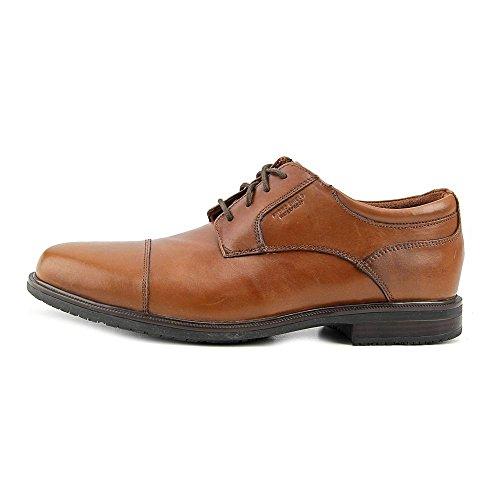 Rockport - Esntial Dtlii Captoe Chaussures pour hommes Tan Antique