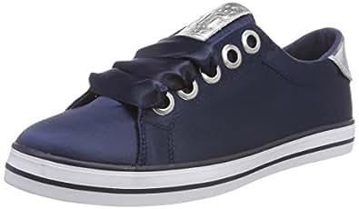 Marco Tozzi Damen 23763 Sneaker, Navy Blau, 37 EU