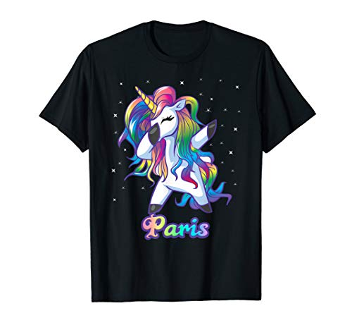 zed Custom Rainbow Unicorn Dabbing T-Shirt ()