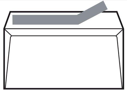 Sam - Sobre Tira Silicona 100 Gr. 260 X 360 Mm Caja 250 Sobres