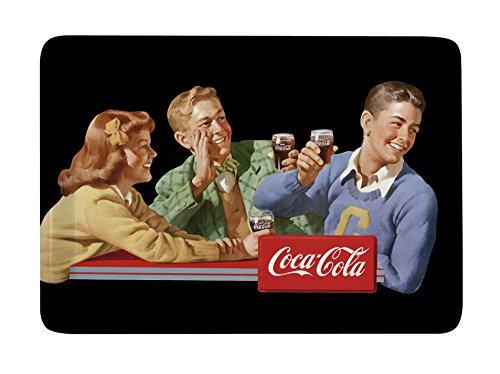 Platex 93112720931 Coca-Cola Plateau Décor Bar Mélamine 27 x 20 x 1 cm