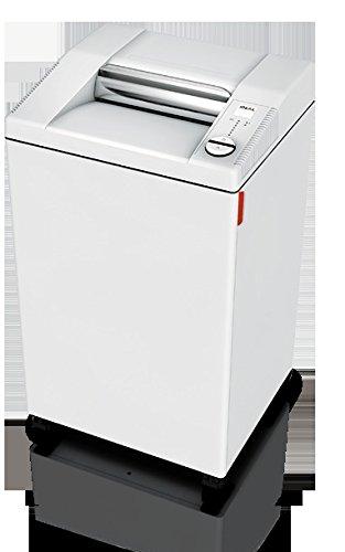 Ideal 3104CC/4x 40mm Cross Shredding, weiß Aktenvernichter-zerstörerischen von Papier (Cross Shredding, 31cm, 4x 40, 120l, weiß, 640W)