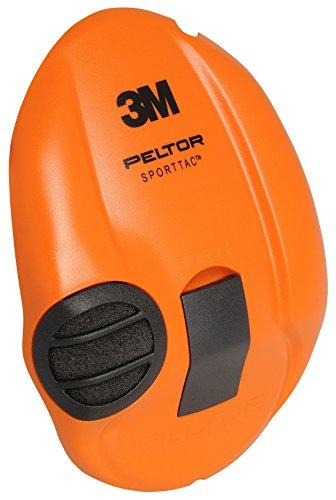 3M Peltor SportTac Gehörschutz grün / Intelligente Ohrschützer mit effektiver Schalldämmung speziell für Jäger & Sportschützen / Dynamische Geräusch-Regelung / SNR = 26dB - 8