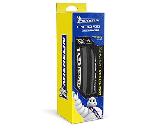 Michelin Pneumatico 700x23 PRO 4 Endurance v2 Grigio/Nero