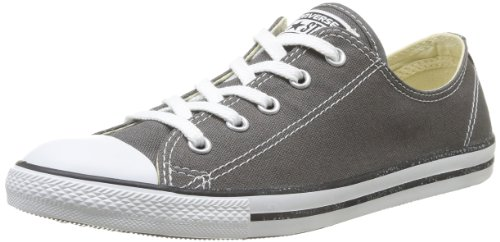 Converse As Dainty Ox 202280-52-122, Damen Sneaker, Grau (Anthracite), EU 37