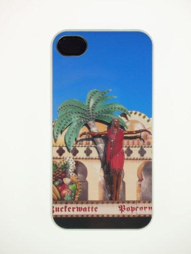 nomor Elies photo marché du Coque Housse Apple iPhone 4(Blanc) Année de beauté de l'Orient