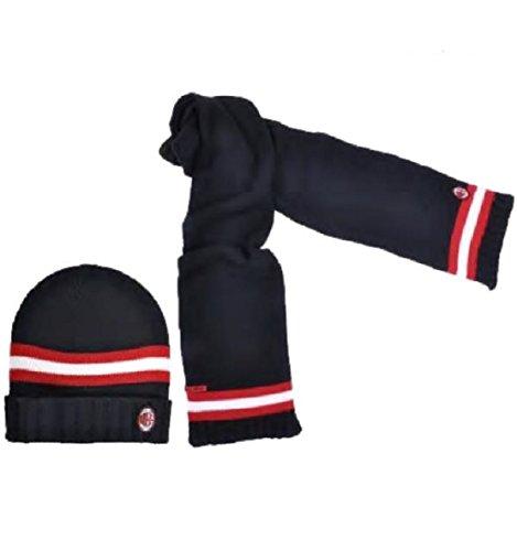 Milan vestir gadget tifosi gorro, bufanda baby Acm Milan 18501 *