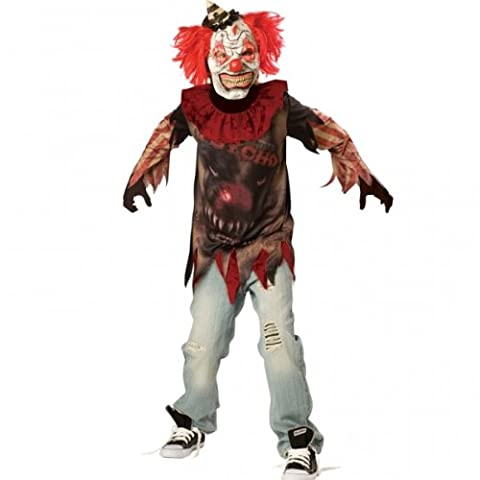 Amscan Jungen Side Show Pscho Verkleidungen Kostüm Alter 12-14 Jahre,