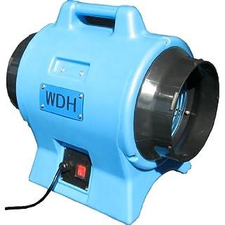 Aktobis Kunststoffgebläse, Transportventilator WDH-AP11 (2.400 m3/h)