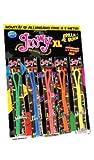 Llega Glowy XL puede estirarse, arrugarse, tirarlos y ponértelos!!! Los Glowy XL se extienden hasta 5 metros, son coloridos, flexibles y brillan en la oscuridad. Vienen en varios colores que puedes juntar y crear diversión multicolor. El envío es de ...