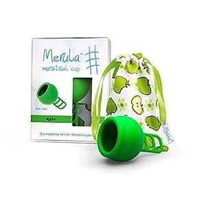 Merula Cup – Menstruationstasse aus medizinischem Silikon