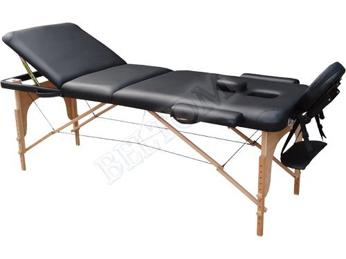 Zoom IMG-1 lettino massaggio classico 3 zone