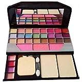 KHUSHI Women's & Girl's 6155 Multicolour Maived Makeup Kit