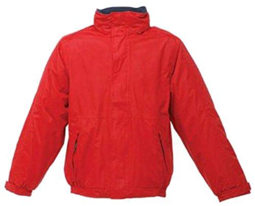 Regatta Dover giacca termica impermeabile Klassisch-Rot