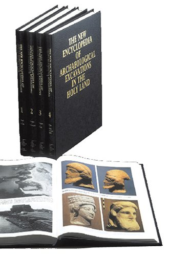 New Encyclopedia of Archaeological Excavations in the Holy Land