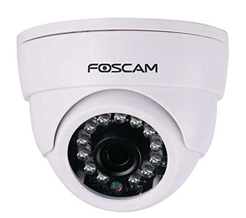 Galleria fotografica Foscam FI9851P_8 Telecamera IP Wireless da Interno HD, Bianco, 1 Megapixel