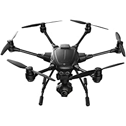 Yuneec Typhoon H - drones con cámara (Negro, Polímero de litio, Ión de litio)