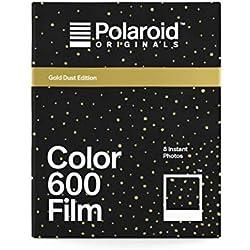 Polaroid Originals Film couleur pour 600 Gold Dust Edition