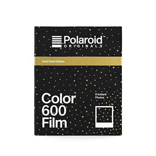 Polaroid Originals - Color Film for 600 - Gold Dust Edition