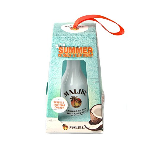 malibu-rum-miniature-christmas-tree-hanger-5cl