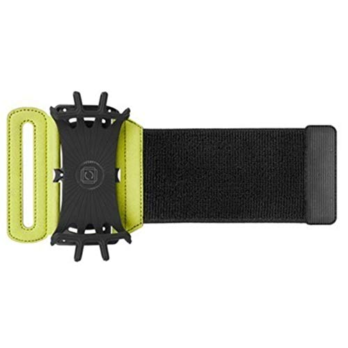 ehbarer Silikongürtel, Outdoor-Sportarmtasche, Armtasche, Fitnessarm für Männer und Frauen (Grün) ()