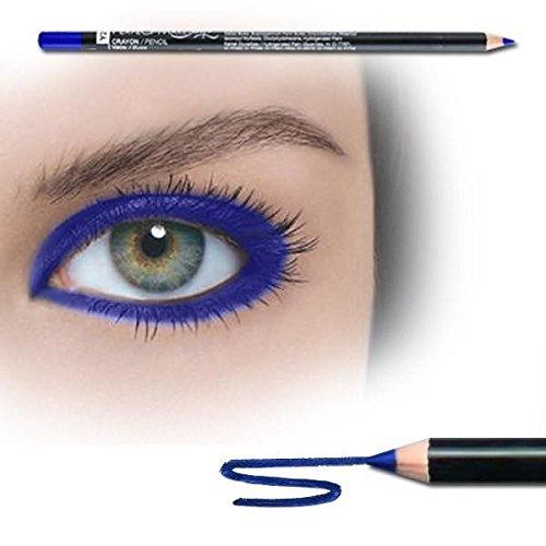 Crayon Bleu Électrique 18 cm Perfect Make Up
